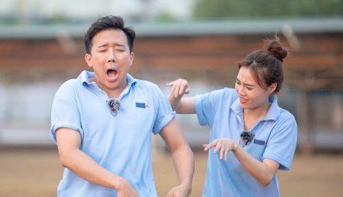 Running Man - Ninh Dương Lan Ngọc lật tẩy trò chia rẽ của Trấn Thành