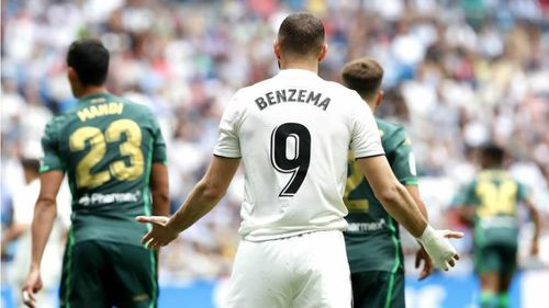 Real Madrid 'bỏ quên' Karim Benzema