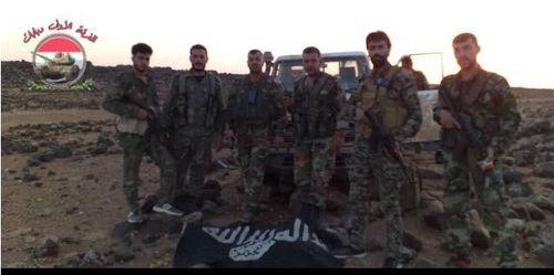 Quân đội Syria đánh bại cuộc phục kích, diệt một số phần tử IS gần Palmyra