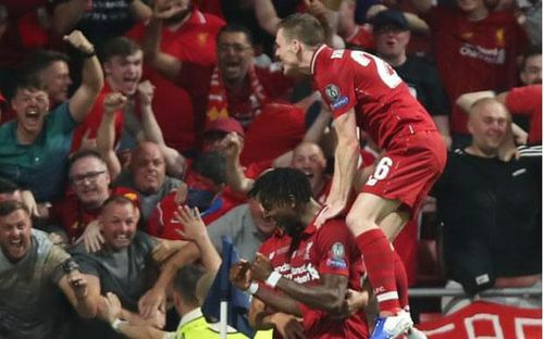 Thắng thuyết phục Tottenham 2-0, Liverpool lần thứ sáu đoạt cúp Champions League