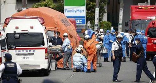 Nước Nhật bàng hoàng trước vụ tấn công học sinh tiểu học