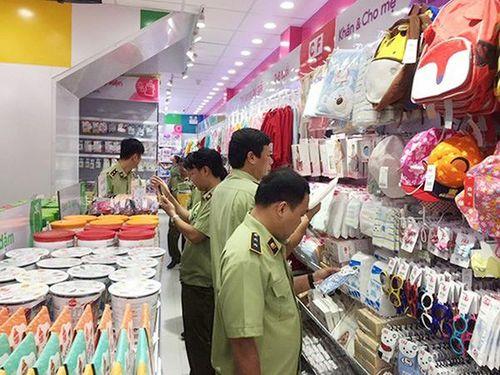 Vụ kiểm tra cửa hàng Con Cưng: Nguyên Cục trưởng Quản lý thị trường bị phê bình