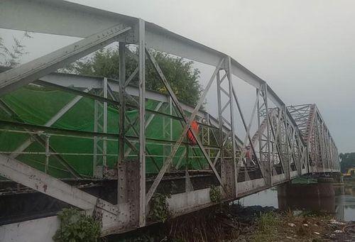 Chính thức 'khai tử' cây cầu sắt lịch sử 106 tuổi