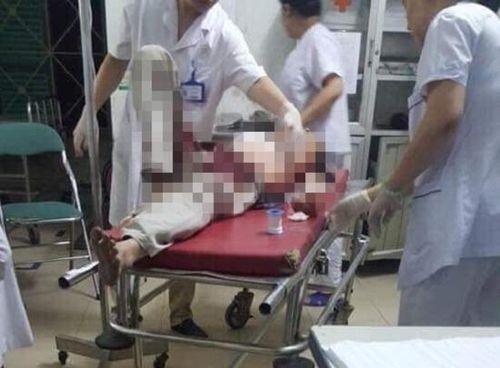 Điều tra vụ con rể dùng dao đâm bố mẹ vợ nguy kịch tại Hà Nội