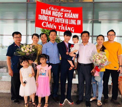 Học sinh Quảng Ninh đạt Huy chương Đồng Cuộc thi Olympic Vật lý châu Âu