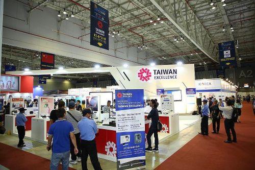 Nhiều sản phẩm nổi bật xuất hiện tại Taiwan Excellence