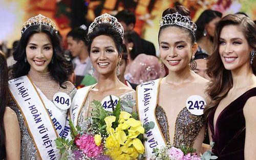 Sau hơn 1 năm, cuộc sống của bộ ba Hoa hậu Hoàn Vũ Việt Nam 2017 thay đổi bất ngờ