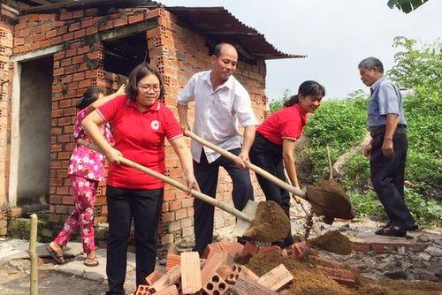 Hơn 52 ngàn lượt người được trợ giúp trong Tháng nhân đạo