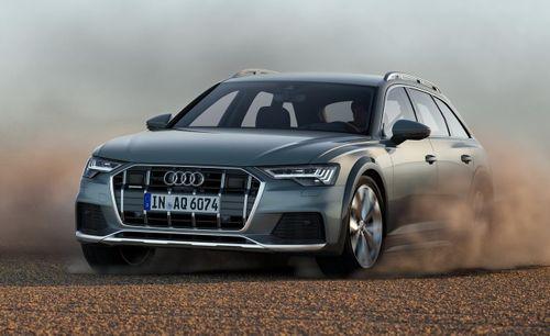 Khám phá Audi A6 Allroad 2020 - dáng sedan, vận hành như SUV