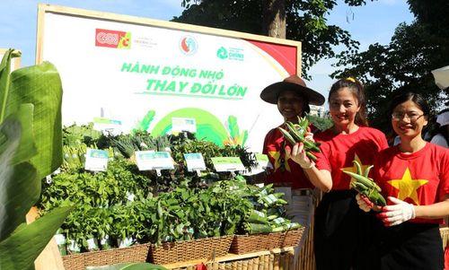 Central Group Việt Nam đóng góp tích cực chống rác thải nhựa và túi nilon