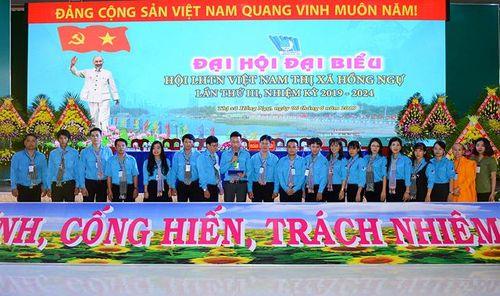 Đại hội điểm Hội Liên hiệp Thanh niên cấp huyện