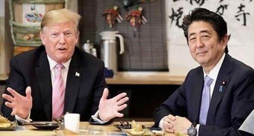 Lãnh đạo Nhật – Mỹ thảo luận về tình hình Iran