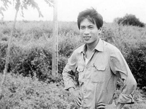 Thi sĩ của quân tình nguyện Việt Nam tại Campuchia