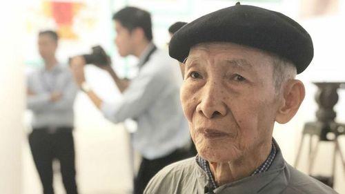 Họa sĩ chuyên vẽ chân dung Bác Hồ