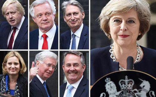 Anh bước vào vòng 1 cuộc bỏ phiếu bầu Thủ tướng mới cho đất nước