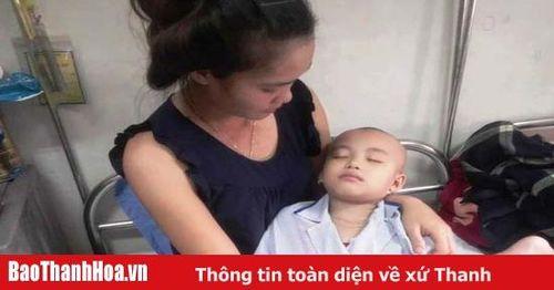 Nỗi đau của người mẹ có con mắc bệnh hiểm nghèo