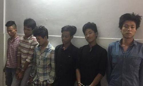 Thiếu niên được bảo lãnh về tiếp tục gây ra hàng loạt vụ trộm cướp