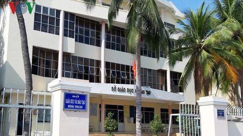 Làm lộ đề thi ở Bình Thuận: Chỉ xử lý kỷ luật đã đủ sức răn đe?