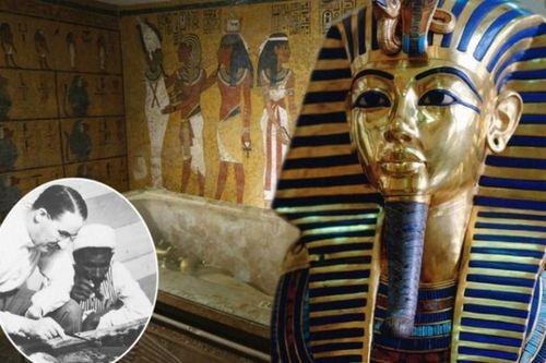 Kinh hãi lời nguyền pharaoh đoạt mạng 22 người trong chớp mắt