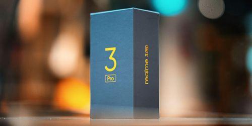 Trên tay Realme 3 Pro: màn hình FHD+, chip Snapdragon 710 và camera selfie 25MP