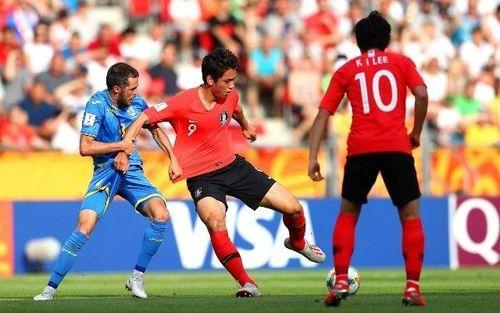 Thua ngược Ukraina, Hàn Quốc lỡ cơ hội làm nên lịch sử