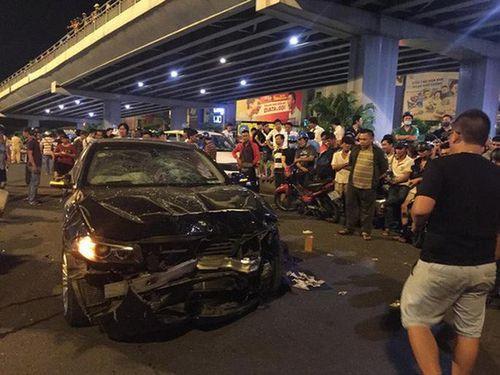 Diễn biến gay cấn vụ nữ doanh nhân lái BMW tông chết người ở Hàng Xanh