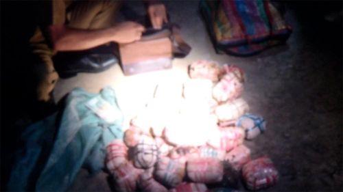 3 đối tượng chuyển 20kg ma túy bị tóm gọn trong đêm