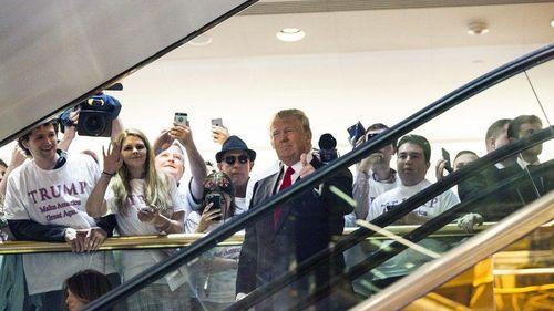 Tổng thống Trump đăng clip chế nhạo người phản đối nhân kỷ niệm ngày phát động chiến dịch tranh cử