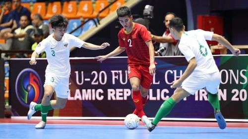 U20 Việt Nam dừng bước tại tứ kết giải châu Á