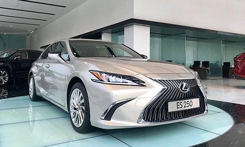 Giá xe sang Lexus tại Việt Nam, cao nhất hơn 8 tỷ