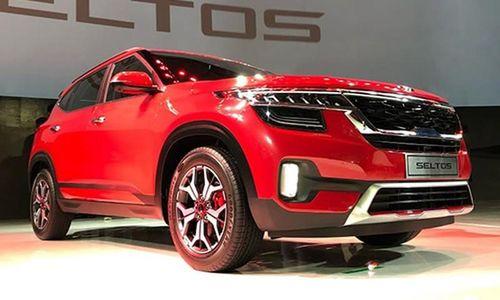 SUV Kia Seltos 2020 chính thức ra mắt 'đấu' Honda HR-V