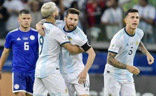 Bị Paraguay cầm hòa, Argentina lâm nguy!