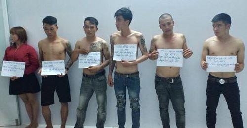 Khởi tố nhóm thanh niên nhục mạ, tấn công Cảnh sát giao thông