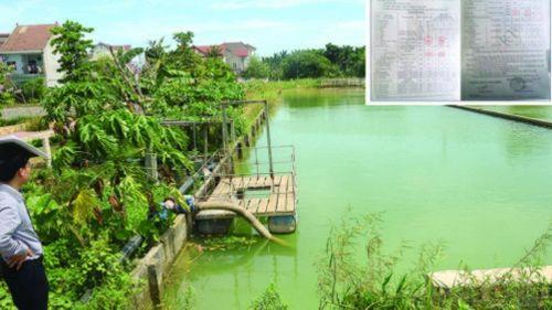 'Cần kiểm tra, xử lý nghiêm minh việc lấy nước sông ô nhiễm làm nước sạch'
