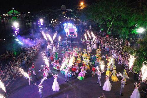 Đà Nẵng sẽ đắm chìm trong Lễ hội Carnaval đường phố DIFF 2019