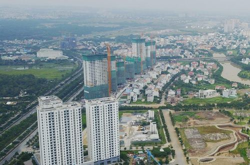 Từ khi mở bán, chung cư nào ở quận 2 tăng giá nhiều nhất?