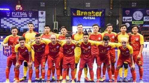 Sanvinest Sanatech Khánh Hòa giành ngôi á quân AFF Futsal Cup 2019