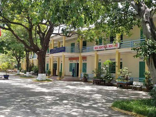 Quảng Nam quyết dời Trường THPT Nguyễn Duy Hiệu