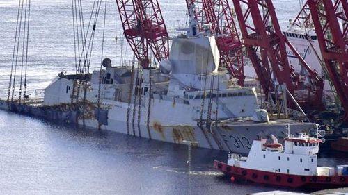 Na Uy quyết định biến chiến hạm Aegis thành sắt vụn