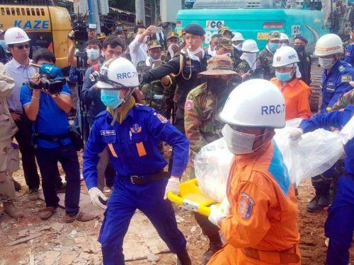 Sập tòa nhà 7 tầng ở Campuchia: Chủ thầu Trung Quốc có thể nhận án phạt lên tới 3 năm tù