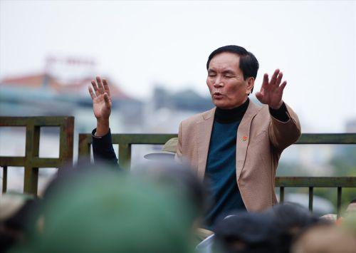 Phó chủ tịch VFF Cấn Văn Nghĩa làm được gì trước khi đệ đơn từ chức?