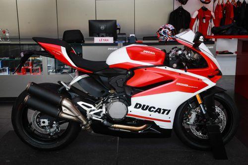 Cận cảnh Ducati 959 Panigale Corse giá 635 triệu tại VN