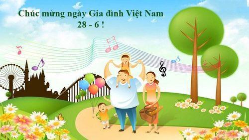 Nhiều hoạt động thiết thực nhân Ngày Gia đình Việt Nam