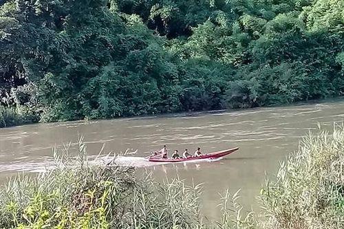 Lâm Đồng: Lật xuồng giữa sông Đồng Nai, người đàn ông bị nước cuốn mất tích