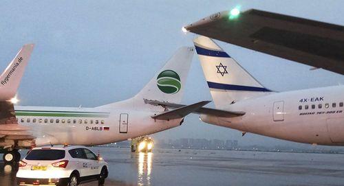 Hàng loạt máy bay Israel mất tín hiệu GPS bí ẩn