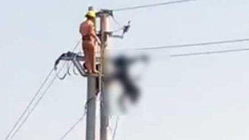 Một công nhân Công ty than Cọc Sáu tử vong lúc sửa điện