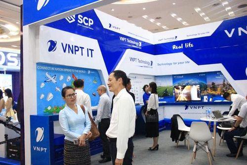 VNPT giới thiệu giải pháp công nghệ tại Lào