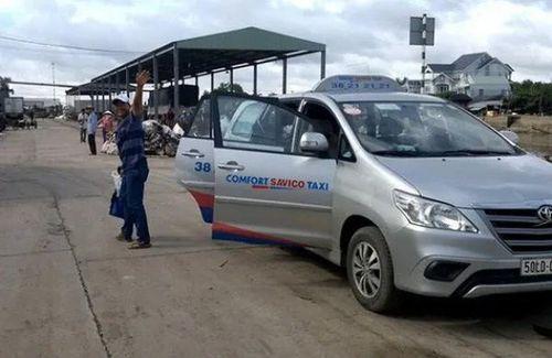 Savico Taxi giải thể vì không cạnh tranh được với Grab