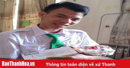 Thêm một 'thiên thần nhỏ' chào đời trên xe Taxi Mai Linh Thanh Hóa