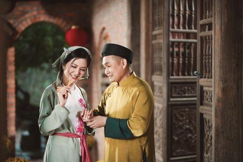 'Vua hài đất Bắc' Xuân Hinh ra MV song ca cùng Đinh Hiền Anh